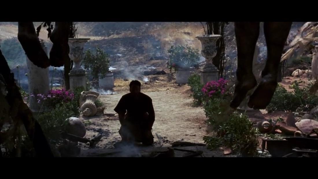 Lighting - Gladiator Cinematography